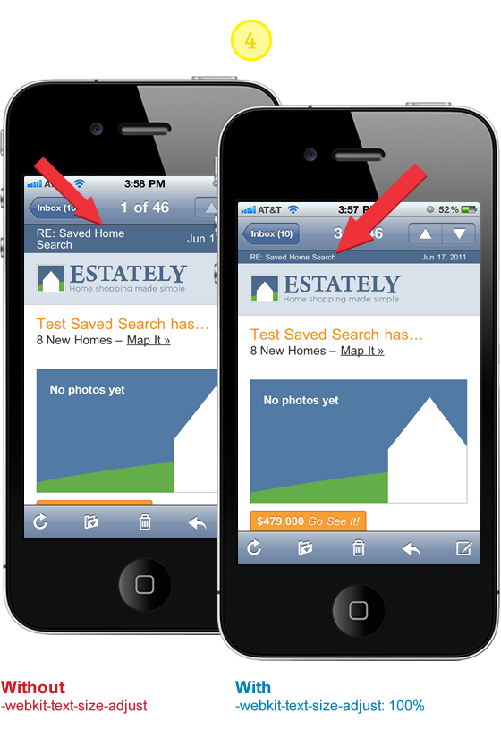 Improve text sizing for mobile users while allowing desktop Webkit users to zoom the layout.